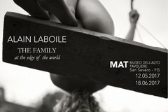 "Mostra ""The family -at the edge of the world"" di Alain Laboile"