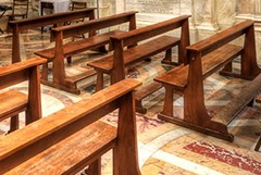 """La parrocchia """"S. Agostino"""" in difficoltà di spazi"""