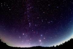 Serata di luna piena al centro visite di Lamalunga