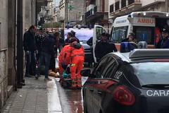 Colpi di pistola in via Parisi