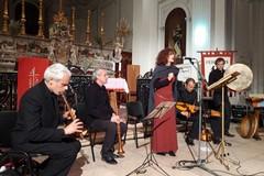Primo appuntamento con il festival di musica medievale