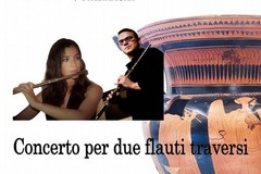 Domenica 25 agosto concerto di flauti al Museo Archeologico