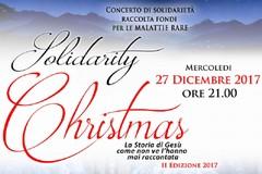 """2^ Edizione """"Solidarity Christmas - La storia di Gesù come non ve l'hanno mai raccontata"""""""