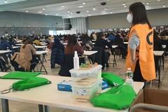 Concorso infermieri: quasi 2mila partecipanti al primo giorno