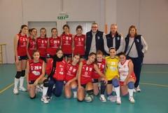 Leonessa Volley, retrocessione matematica