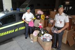 Lotta alla contraffazione: 161 interventi e 69 persone denunciate