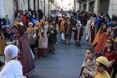 Federicus, il palio di San Marco rinviato a questa sera