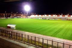 Opere pubbliche, passo avanti per l'illuminazione dello stadio