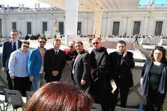 I fedeli della Diocesi incontrano Papa Francesco