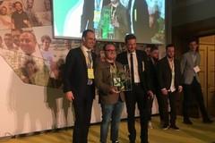"""L'altamurano Donato Mercadante porta a casa il premio """"Oscar Green"""""""