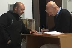 """Coordinamento Europeo """"Salviamo l'Uomo di Altamura"""" in visita a Lamalunga"""
