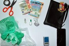 Spaccio di droga, arrestato 40enne in trasferta a Matera