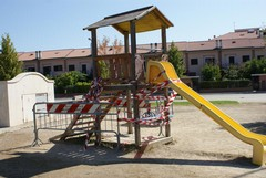 Un parco per il tempo libero tra via Selva e via Almirante