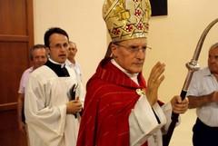 Pasqua 2012, gli auguri del Vescovo