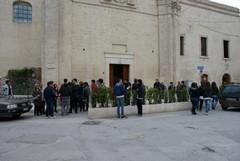 Annullato il corteo pacifico della parrocchia S. Agostino