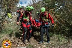 Al Pulo per due giorni un'esercitazione di soccorso