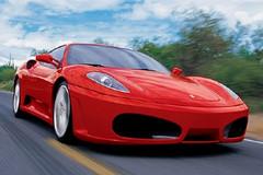 Sulle orme della Ferrari