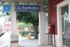 Incendio sul tratto ferroviario tra Altamura e Gravina