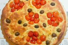 "Dodicesima Puntata: Ricetta Salata ""Focaccia Pugliese"""