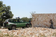 Nuova comunicazione dal Corpo Forestale dello Stato della Puglia