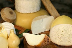 Le eccellenze casearie dell'Alta Murgia in mostra a Cheese 2019