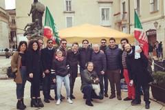 Forza italia in piazza per fermare le trivelle