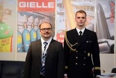 Gielle espone i propri impianti antincendio per il settore marino