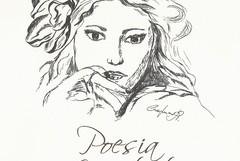 Una coppia unita anche nell'amore per l'arte e per la poesia