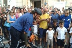 Vittorio Brumotti ad Altamura per il FAI