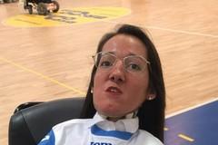 Francesca Cicirelli campionessa di calcio in carrozzina
