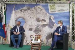 Ministro Costa in visita al Parco dell'Alta Murgia