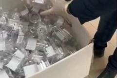 Operazione antivirus, in provincia di Bari sequestrati prodotti igienizzanti