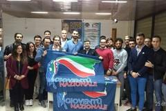 Giancarlo Caputo nuovo coordinatore di Gioventù Nazionale