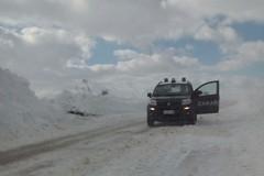 Quasi 500 gli interventi dei Carabinieri e dei Carabinieri forestali in Puglia per l'emergenza neve