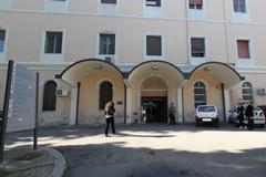 All'interno dell'Ospedale di Altamura