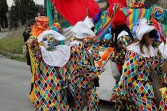 Carnevale: nel pomeriggio ultima sfilata dei carri