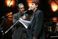 Stasera ad Altamura Emilio Solfrizzi e Antonio Stornaiolo