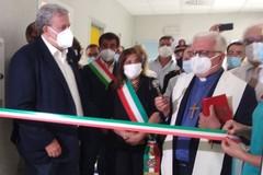Ospedale Perinei, Emiliano inaugura l'emodinamica