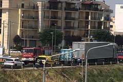 Tre feriti nel drammatico incidente sulla statale 96