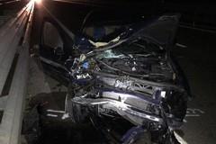 Tamponamento sulla statale 99, tre feriti