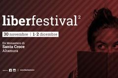 """""""Liber festival"""", fa il bis la rassegna per la lettura"""