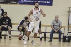 Basket: la Libertas Altamura vince contro Ostuni