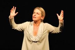Dante sul palcoscenico del Teatro Mercadante