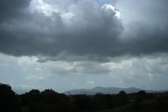 Allerta meteo della Protezione civile per pioggia e vento