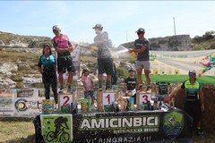 Iron Bike: Paolo Colonna vince la Mediofondo Difesa Grande