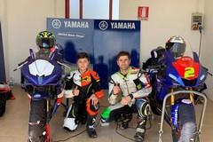 Motociclismo, padre e figlio in gara domenica
