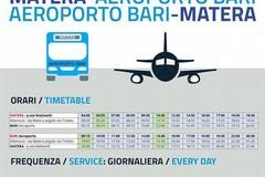 Servizio navette per aeroporto Bari, riscontri positivi anche ad Altamura