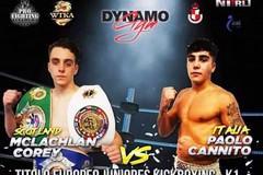 """Kick boxing, torna """"Altamura in the ring"""""""