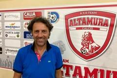 Team Altamura, De Candia nuovo allenatore