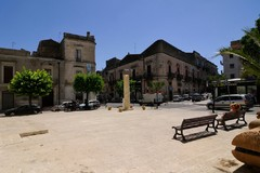 Restyling di Piazza Santa Teresa in attesa di fondi